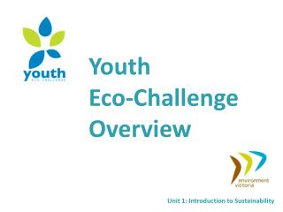 Youth  Eco-Challenge Overview
