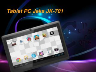 Tablet PC Jeka JK-701