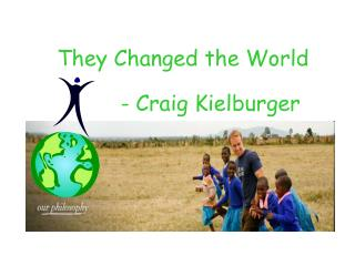 They Changed the World