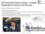 Die Technische Dokumentation - wichtiger Bestandteil f r Service und Wartung