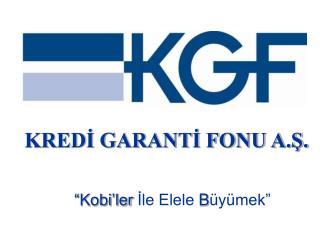 KREDİ GARANTİ FONU A.Ş.