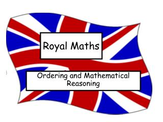 Royal Maths