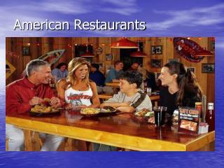 American Restaurants