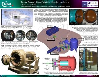 Energy Recovery Linac Prototype - Photoinjector Layout
