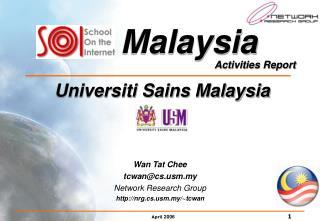 Universiti Sains Malaysia