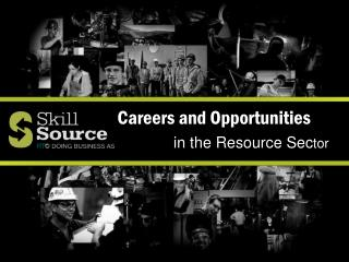 Careers  and Opportunities