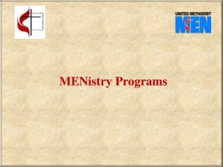 MENistry Programs