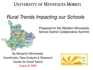 Rural Trends Impacting our Schools
