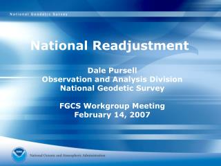 National Readjustment