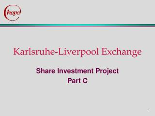 Karlsruhe-Liverpool Exchange