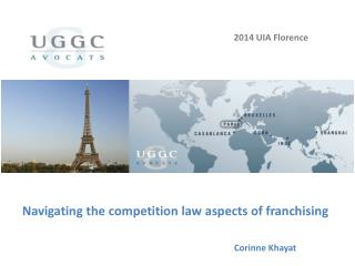 Navigating  the  competition law  aspects of franchising