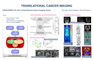 TRANSLATIONAL CANCER IMAGING
