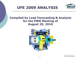 UFE 2009 ANALYSIS