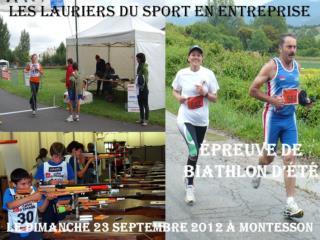 Le dimanche 23 septembre 2012 � Montesson