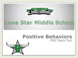 Lone Star Middle School
