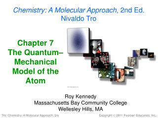Chapter 7 The Quantum–Mechanical Model of the Atom