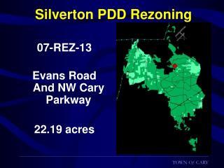 Silverton PDD Rezoning