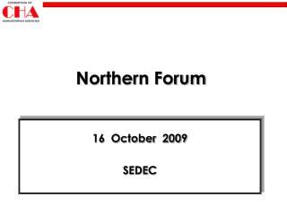 Northern Forum