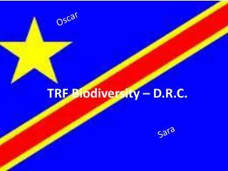 TRF Biodiversity – D.R.C.