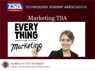 Marketing TSA