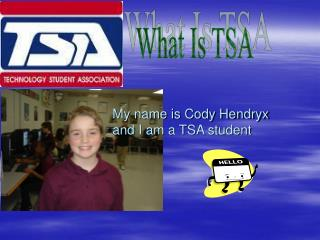 What Is TSA