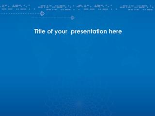 T itle of your  presentation here
