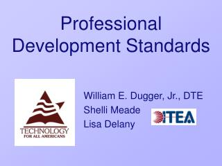 Professional Development Standards