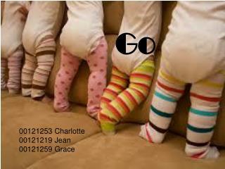 00121253 Charlotte 00121219 Jean 00121259 Grace