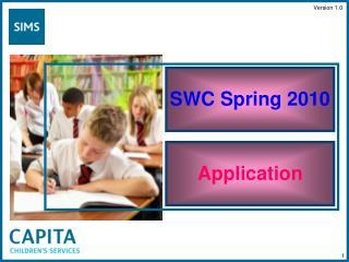 SWC Spring 2010