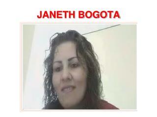 JANETH BOGOTA