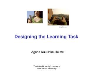 Designing the Learning Task