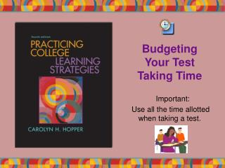 Budgeting Your Test Taking Time