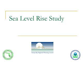 Sea Level Rise Study