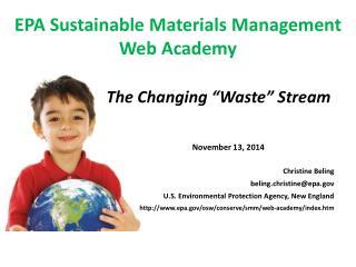 EPA Sustainable Materials Management Web Academy