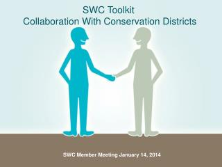 SWC Toolkit  Collaboration With Conservation Districts