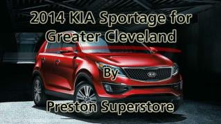ppt 41972 2014 KIA Sportage for Greater Cleveland