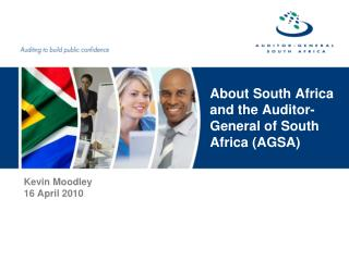 About  South Africa and the  Auditor-General of South Africa (AGSA)