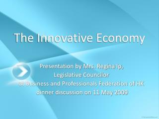 The Innovative Economy