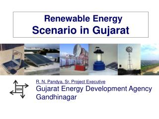 Renewable Energy Scenario in Gujarat