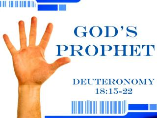 God�s Prophet