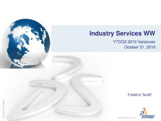 Industry Services WW