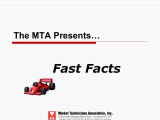 The MTA Presents…