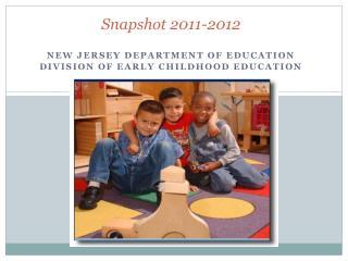 Snapshot 2011-2012