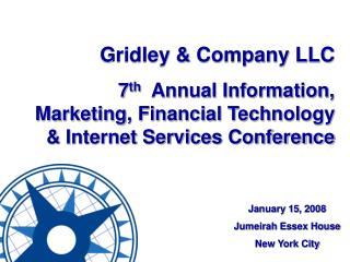 Gridley & Company LLC