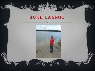 Joke Lannoo