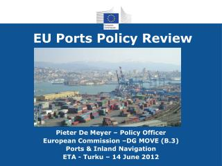 EU Ports Policy Review