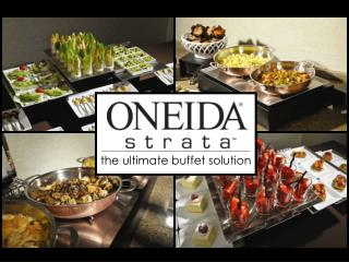 the ultimate buffet solution