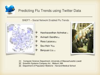 Predicting Flu Trends using Twitter Data