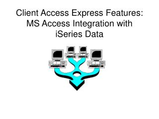Client Access Express Features: MS Access Integration with  iSeries Data