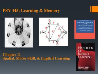 Chapter 11  Spatial, Motor-Skill, & Implicit Learning